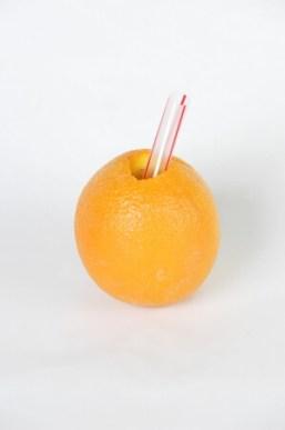 オレンジジュース ¥600
