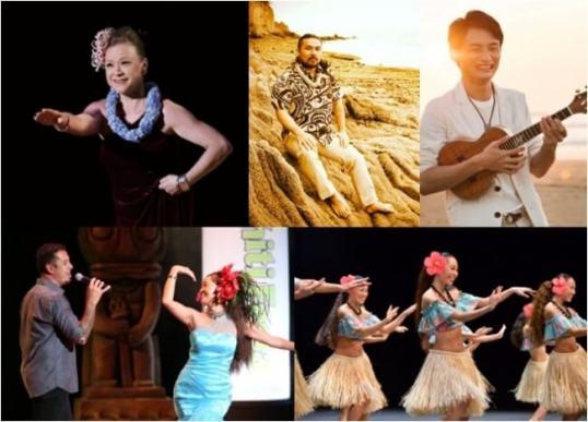 HAWAIIAN PERFORMANCE 〜MUSIC&DANCE〜