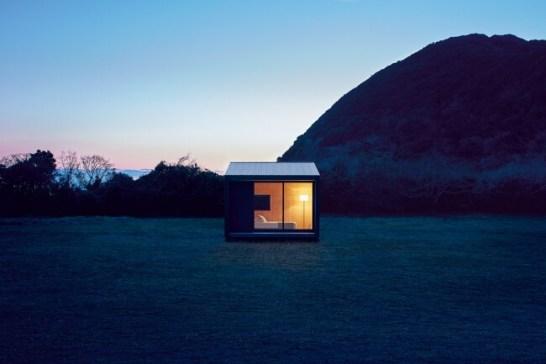 無印良品の小屋