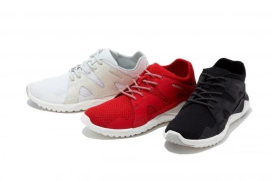 1SIX8 MESH  [ウィメンズ] 左からWHITE、RED、BLACKWHITE