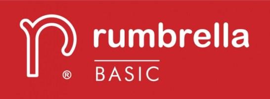 rumbrella BASIC のロゴ!