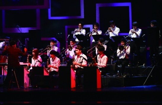 JFC All Star Big Band meets The Eastman Jazz Sextet (日本・アメリカ)