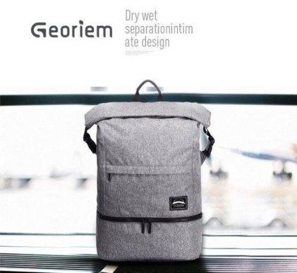 防水多機能型バックパック「Georiem」