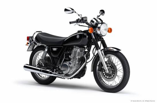 SR400 生産中止 - YAMAHA