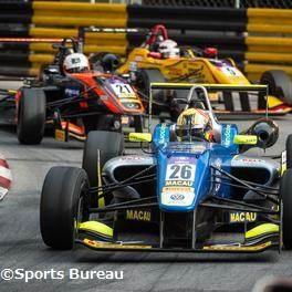 マカオグランプリ FIA F3ワールドカップ