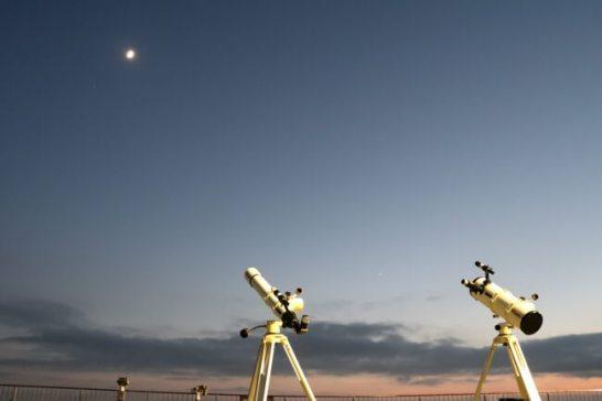箱根園 が箱根 駒ケ岳ロープウェー「星空天体観測&夜景ナイトツアー」を実施中