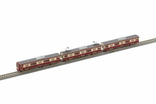 京急電鉄新1000形1600番台マイナーチェンジ車(3両セット)