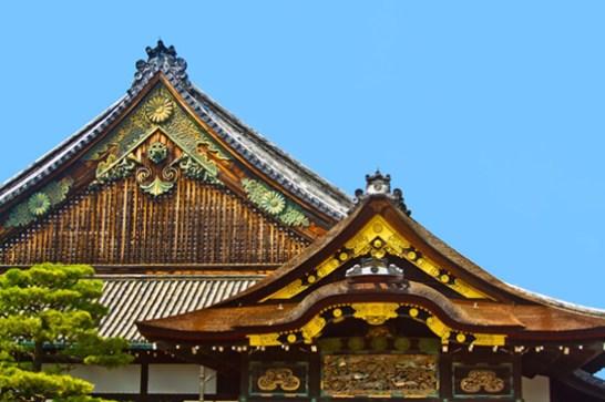 10位[同率] 二条城(にじょうじょう)<京都府> 二条城