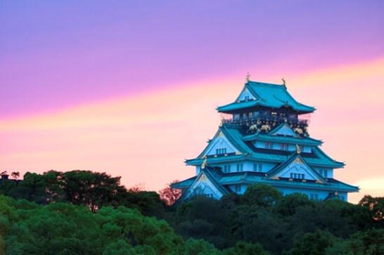 6位 大阪城(おおさかじょう)<大阪府> 大阪城