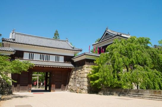 7位 上田城(うえだじょう)<長野県> 上田城