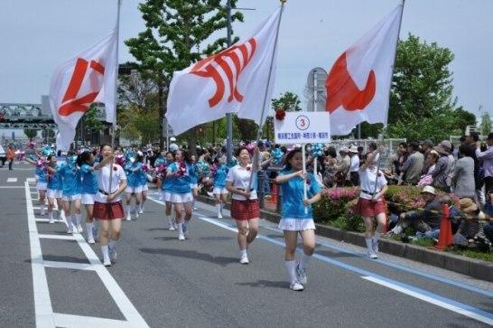 ザよこはまパレード(国際仮装行列)