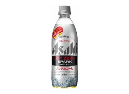 ブランド初のペットボトル商品『アサヒ ドライゼロスパーク』