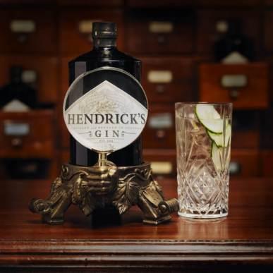 HENDRICK'S (ヘンドリックス)