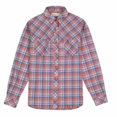 SCグラデチェックシャツLS ¥12,000+税(Men's)