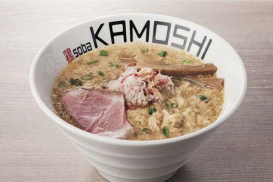 京急オリジナル カニ玉味噌ラーメン