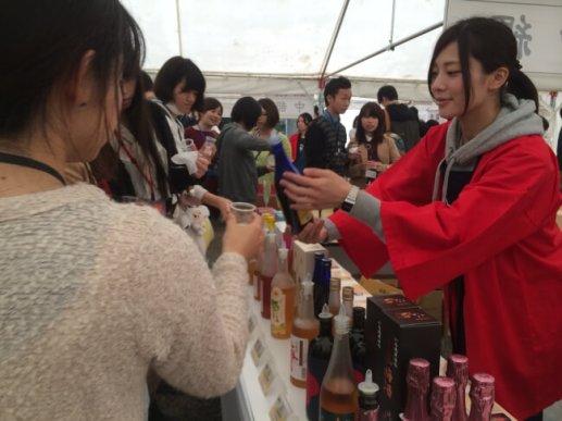日本全国の酒蔵がつくる「梅酒」を飲み比べできる人気イベント