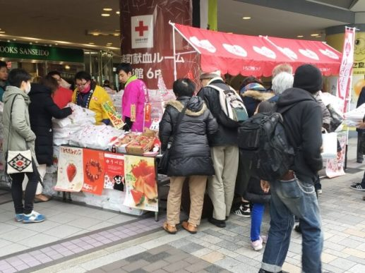 食べ比べて楽しい「2019年いちご主産9県合同物販フェア」開催!