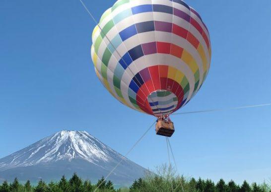 気球 ※イメージ