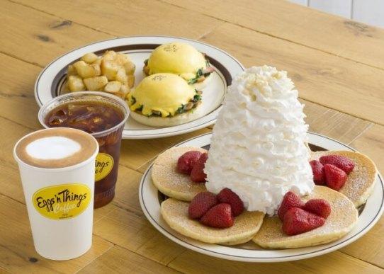 Eggs 'n Things Coffee柏 髙島屋ステーションモール店
