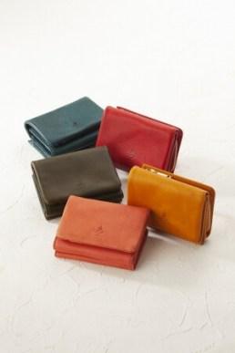 イタリアンレザー ミニ財布