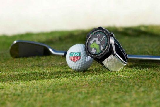 タグ・ホイヤー コネクテッド モジュラー45 ゴルフ エディション - タグ・ホイヤー ゴルフアプリ
