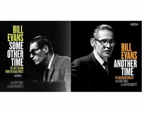 ビル・エヴァンスの発掘音源2タイトル世界初SA-CD HYBRID盤でタワレコ限定リリース