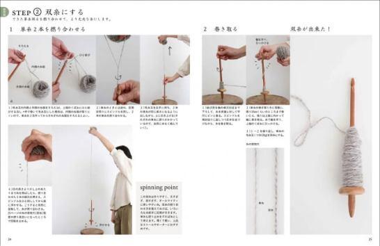 きほんの糸紡ぎ - 誠文堂新光社