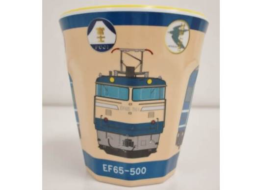 ▲メラミンカップ『EF65-500』側