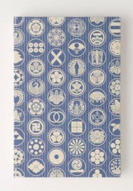 102の家紋をあしらった本格仕様のオリジナル集印帳つき