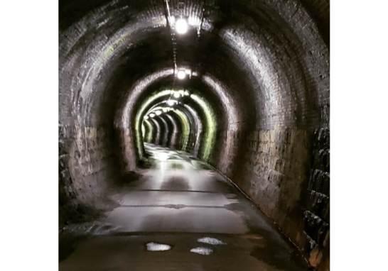 曲谷トンネル(イメージ)