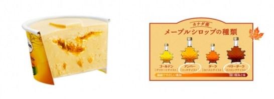 ミニカップ『メルティーメープル&クッキー』 - ハーゲンダッツジャパン