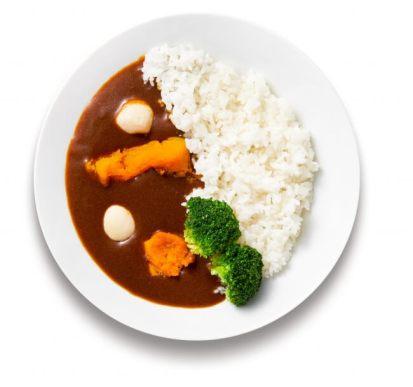 秋野菜カレー