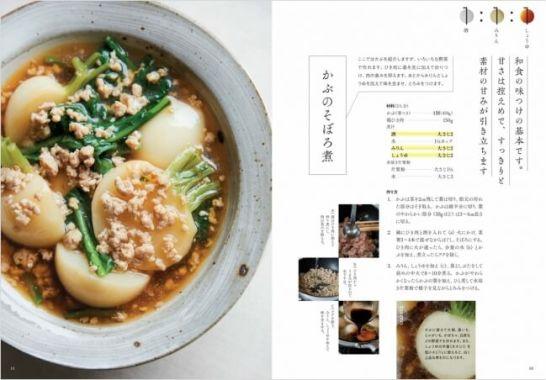 レシピに頼らず料理は割合でおぼえましょう。- 世界文化社