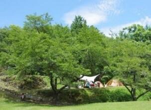 西日本:天滝公園キャンプ場(兵庫県養父市)