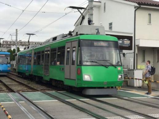 東京都世田谷区:東急電鉄 世田谷線