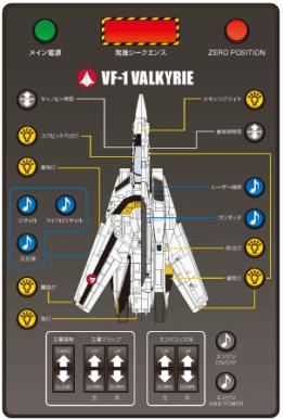 週刊『超時空要塞マクロス VF-1バルキリー ファイターモード ダイキャストギミックモデルをつくる』絶賛発売中 !!
