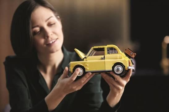 レゴ®クリエイター エキスパート フィアット 500