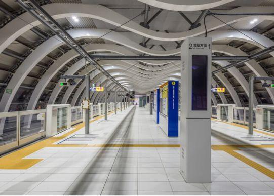 銀座線渋谷駅が鉄道建築協会主催の「第65回(令和2年度)鉄道建築協会賞作品部門」で特別賞を受賞!