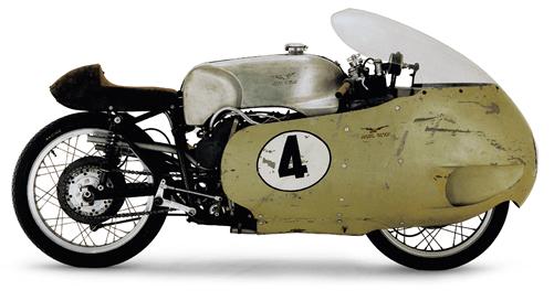 Otto Cilindri (V型8気筒 500cc)