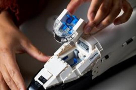 レゴ®NASA スペースシャトル ディスカバリー号