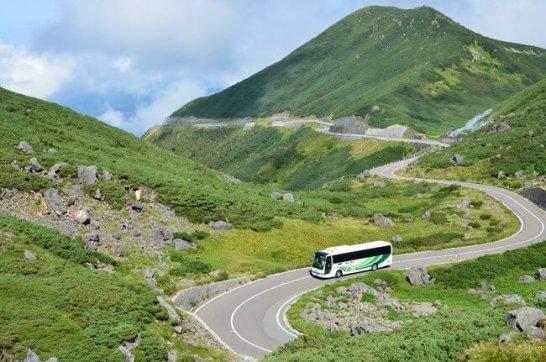 ~定期観光バス 北アルプス2大パノラマ 乗鞍・上高地1Day Tour~を運行