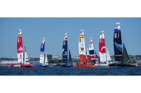 セールGP 第4戦 デンマークへ! - F50-League Japan 合同会社