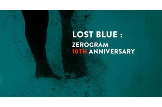 ライトバックパッカ向けアウトドアブランド ZEROGRAM、ブランド設立10周年記念プロジェクト「LOST BLUE」再生素材を使った限定ギアを発売、売上1%を環境保護団体に寄付