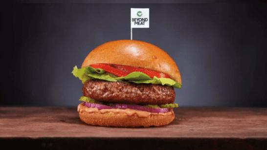 食物由来の肉代替品「ビヨンド・ミート(Beyond Meat)」