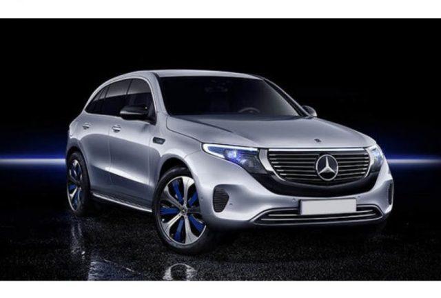 Выход в серию Mercedes-Benz EQV все ближе
