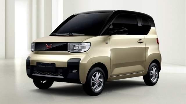 Новый электромобиль из Китая — реплика кей-кара?