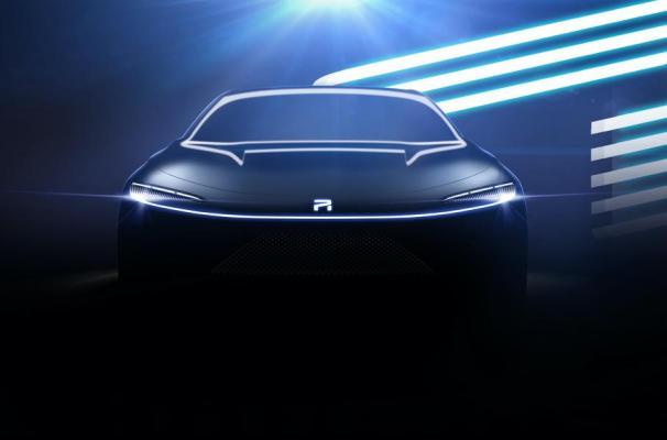 Бренд Roewe готовит новый электромобиль с «интеллектуальным дизайном»