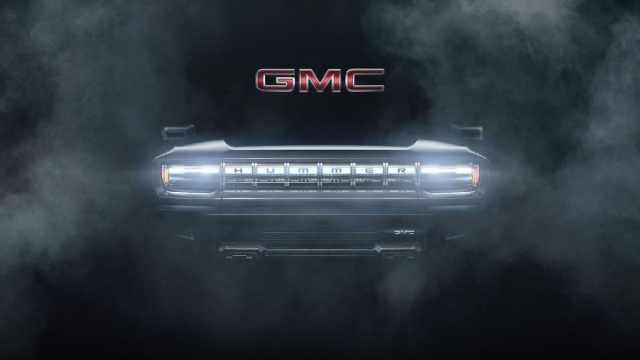 Перенос презентации нового электромобиля от General Motors