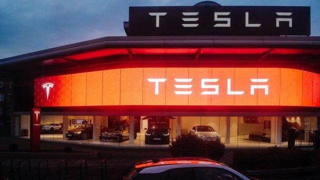 Tesla построит фабрику в Техасе