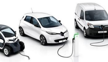 Пригнать электромобиль в Украину